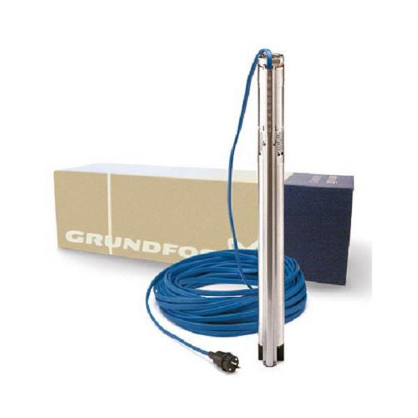 Скважинный насос Grundfos SQ 3-105 с кабелем