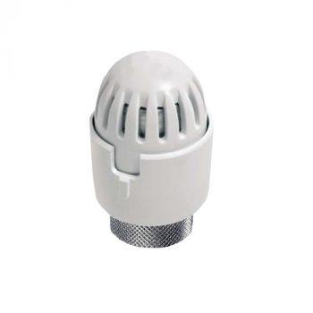 Головка термостатическая ELSEN EVR01(0002) – M30X1,5 (регулировка 8-32°С, классический, цвет белый)